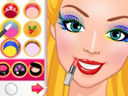 Play Barbie's Elfie Selfie