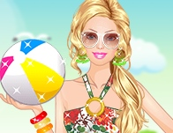 Play Barbie's Summer Styles