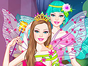 Play Barbie Tooth Fairy