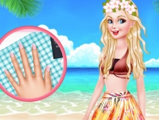 Play Barbie Travels To Hawaii