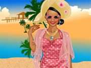 Play Beach Dressup