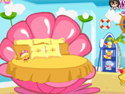 Play Bed Doll House