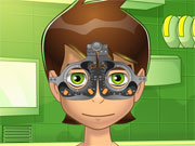 Play Ben 10 Eye Doctor