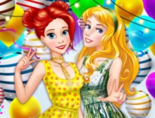 Play Best Party Outfits for Princesses