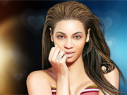 Play Beyonce Knowles Makeover