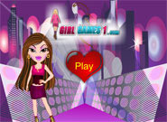 Play Bratz Dress Up Girl