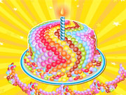 Play Candy Cake Maker