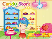 Play Candy House Decoration