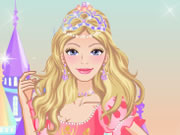 Play Castle Princess Barbie