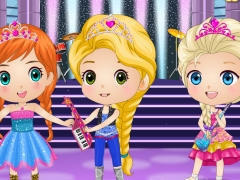 Play Chibi Rock'N'Royals Style