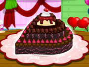Play Chocolate Cake Decoration