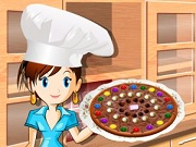 Play Chocolate Pizza