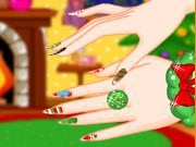 Play Christmas Fab Nails