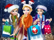 Play Christmas Mall Shopping