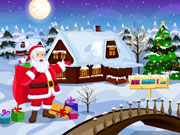 Play Christmas Puzzle Game
