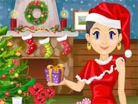 Play Christmas Sara Makeover