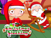 Play Christmas Slacking