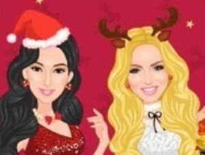 Play Christmas With The Kardashians