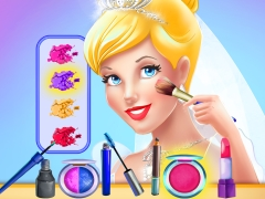 Play Cinderella Bride Makeup