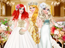 Play Cinderella's Bridal Fashion Collection