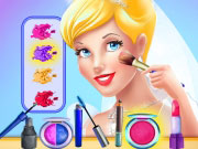 Play Cinderella's Wedding Makeup