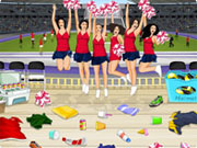Play Cleaning Cheerleading