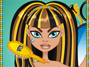 Play Cleo de Nile Hairstyles