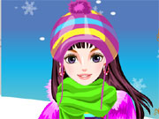 Play Cold Winter Dress Up