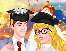 Play College Campus Wedding