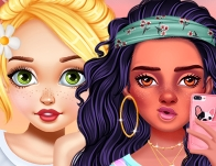 Play Colors Of Summer Princesses Edition