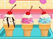 Play Cone Cupcakes Maker