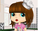 Play Cooking Doll