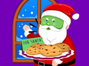 Play Crazy Santa Cookies