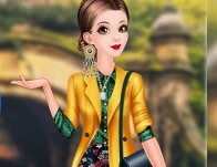 Play Create My Autumn Blazer Look