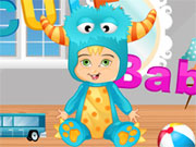 Play Cute Baby Bath