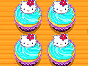 Play Cute Kitty Cupcakes