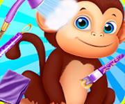 Play Cute Monkey Care