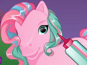 Play Cute Pony Hairstyles