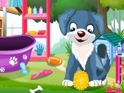 Play Cute Puppy Care