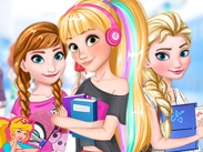 Play Disney Girls Back To School