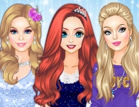Play Divas On Pinterest Barbie Vs Ariel Vs Cindy