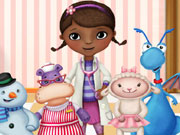 Play Doc McStuffins Heal Friends