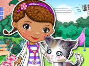 Play Doc McStuffins Kitten Care