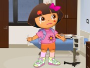 Play Dora At The Doctor