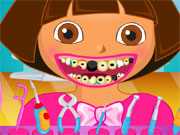 Play Dora Dental Care