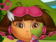 Play Dora Great Makeover