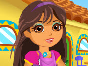 Play Dora Party Cleanup