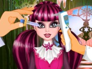 Play Draculaura Eye Care