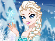 Play Elsa Beauty Salon