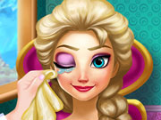 Play Elsa Eye Treatment
